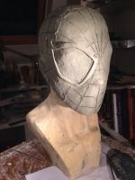 Spiderman work in process by HovigArt