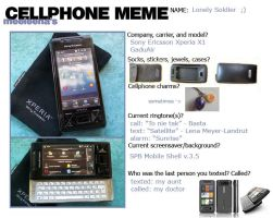 Cellphone Meme v.2 by lonely--soldier