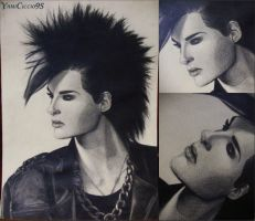 Bill Kaulitz... by YamiCiccio95