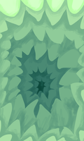 free Custom box background -leaves by leensor
