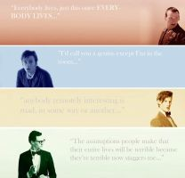 From 9-12th Doctor by Omnipotrent