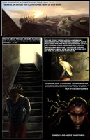 Comic experiment by Rivenis