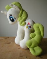 MLP Custom Plush Funky Fungi by eponyart