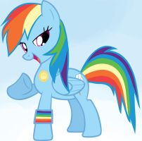 Names Rainbow Dash by RuffyLuffyMuffy