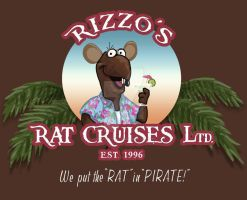 Rizzo's Rat Cruises Ltd. by Groovy-Gecko
