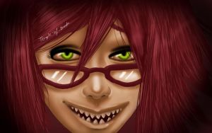 Grell Sutcliff by Temple-of-Dusk