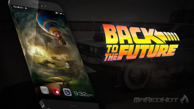 i5 - Back To The Future by MrRedHot