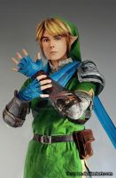 Hyrule Warriors Link - Cosplay by Laovaan