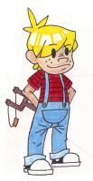 Dennis da Menace by Kelden17