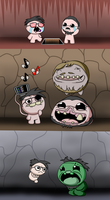The Binding of Edmund and Florian by SrPelo