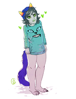 cat sweaters~ by miraliese