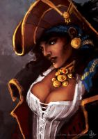 Isabela for Myks0 by yuhime