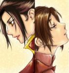 Azula and Ty Lee by NoTickleElmo