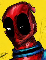Deadpool by Mkemaster