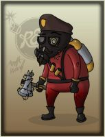TF2: Personal Pyro by wibblethefish