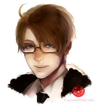 Alfred by Cioccolatodorima