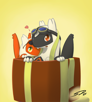Birthday Gift for Deltios by streetdragon95