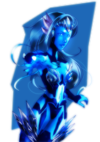 Ice Thorn Zyra by Glory-Day