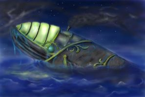 Not the Nautilus by cuha