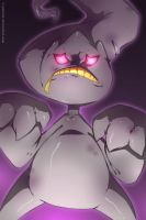 Banette by Poketix