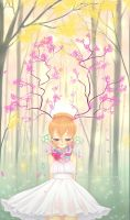 .: Lady of the Forest :. by Vicle-chan