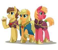 Twilights Reign - Guards of Honesty by Circus-Cinnamon
