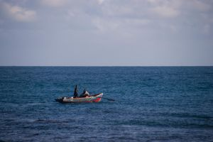 Haitian Boaters by sullivan1985