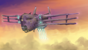 Age of Heavy Planes by Waffle0708