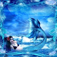 Mermaid Feerah by annemaria48