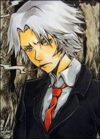 KaKao 36 - Gokudera by chocolatemintmilk