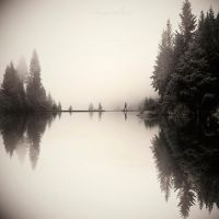 Liar Mirror II by incisler
