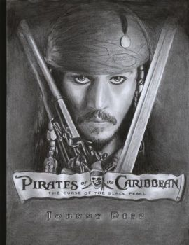 Pirates of the caribbean by D17rulez