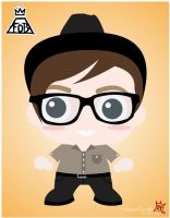 Patrick Stump by sarcasticlullaby