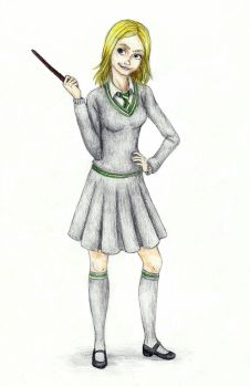 The Adventures of Harriet Potter: Year 4 - Ch42 by the-mind-of-kleinnak