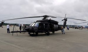 Sikorsky MH-60 by shelbs2
