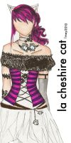 Steampunkland - Cheshire Cat by Kaitlyn-Roth