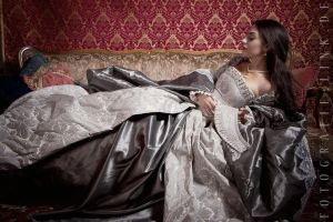 Anne Boleyn Shooting by joelle89