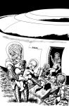 MARS ATTACKS: FIRST BORN #3 Cover by LostonWallace