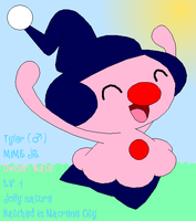 My Baby Mime Jr, Tyler by RussellMimeLover2009