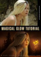 Magical Glow Tutorial by TheDarkRayne