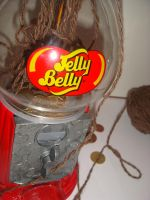 Threaded Jelly Bean Dispenser by fotofetishistin