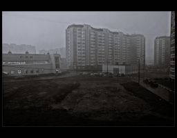 Moscow-Sillent Hill2 by Julph