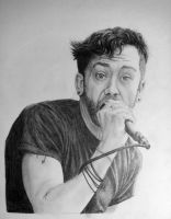 Tim McIlrath by CitricRex