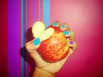 Apple love by juststyleJByKUDAI