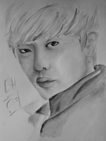 No Mercy - Daehyun by MissBillK