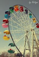 Wheel of colors by Nattyw