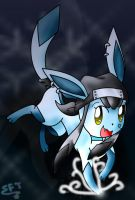 R and SP - Maito Glaceon by SkyFormToad
