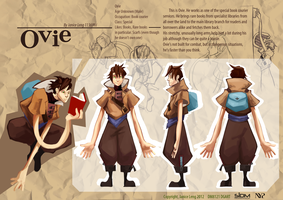 Ovie - character sheet by night-fell