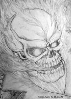 Ghost Rider by gregohq