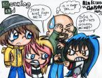 Breaking Bad: He's MINE!! by Violent-Rainbow